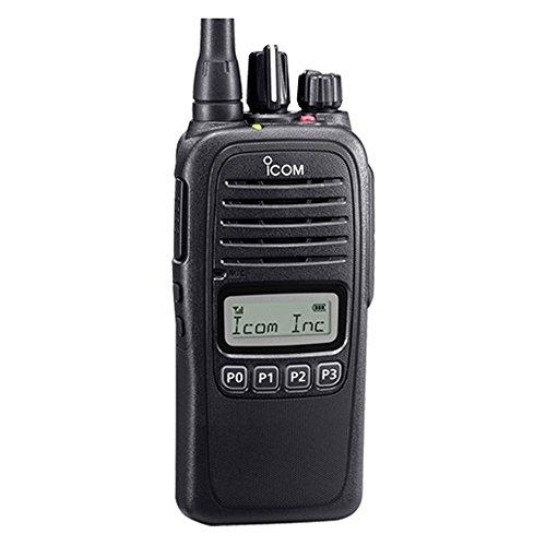iCOM IC-F1000S PREPROGRAMMED 136-174MHz VHF LCD Display Radio