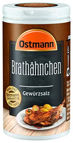 Ostmann Brathähnchen Gewürzsalz, 4er Pack (4 x 50 g)