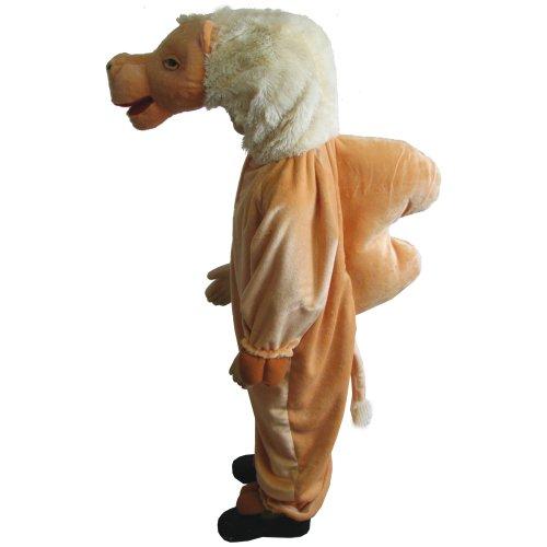 wicked costumes - Disfraz infantil de camello (5-6 años)