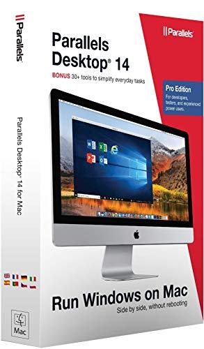 Parallels Desktop für Mac Pro Edition
