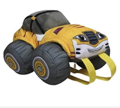 Blaze and The Monster Machine MC-103-BZ Mochila Infantil
