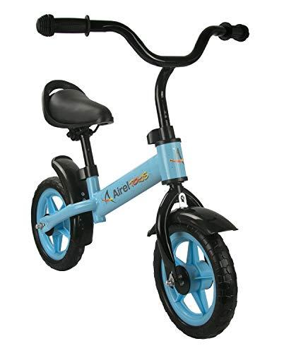 Airel Fahrrad Ohne Pedale | Balance Bike | Lauflernrad | Balance Fahrrad | Kinderlaufrad Klingel | Fahrrad Ohne Pedale für Kinder | 3 bis 5 Jahre alt…