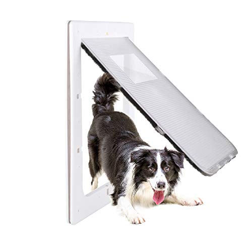 Petouch Pet Door for Dogs, Durable,...