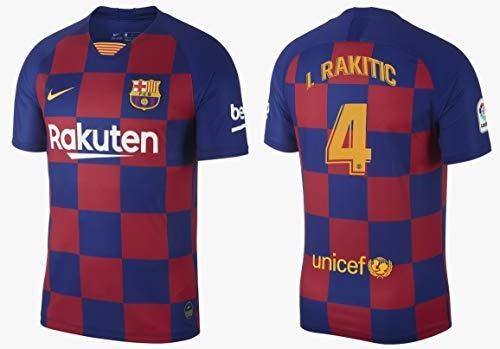 Unbekannt Trikot Kinder 2019-2020 Home La Liga - Rakitic 4 (152)