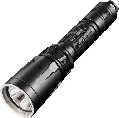 NiteCore Taschenlampe LED Revenger - Smartring Tactical Serie, NC-SRT7B 960 Lumen