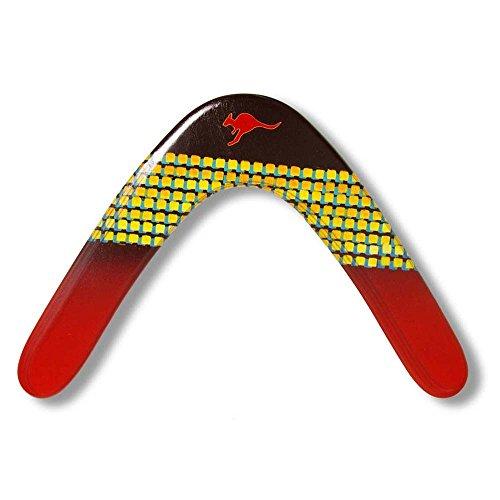 Unbekannt BoomerangFan BoomerangFanBOOMER-R 29cm Boomer Rechtshänder Boomerang