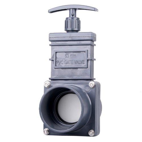 PVC Zugschieber ECO 63 mm