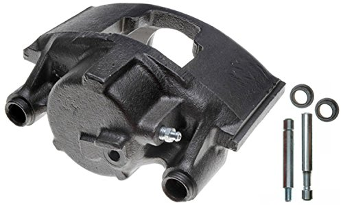 ACDelco 18FR746 Professional Front Driver Side Disc Brake Caliper Assembly without Pads (Friction Ready Non-Coated), Remanufactured