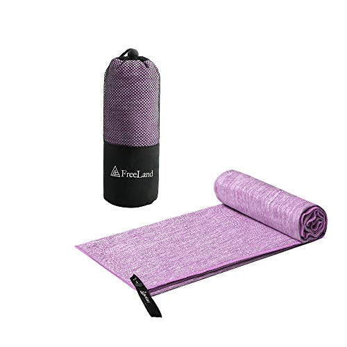 Quick-Dry Microfiber Towel
