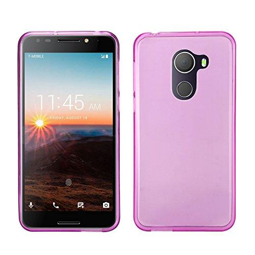 T-Mobile REVVL 5049W Case, Alcatel Walters, A30 Plus, A30 Alcatel Fierce Case Hard Cover Hybrid Dual Layer Shock-Absorption Protection (VGC Black)