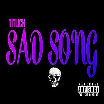 Sad Song