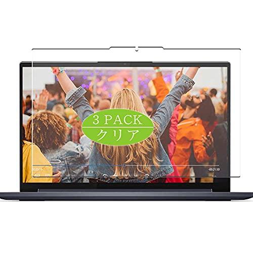 VacFun 3 Piezas Protector de Pantalla, compatible con Lenovo Yoga 760 14', Screen Protector Película Protectora (Not Cristal Templado Funda Carcasa)