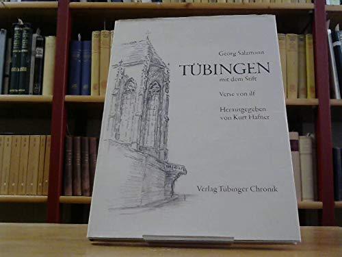 Tübingen mit dem Stift - Verse von Ilf mit 94 ganzseitigen Zeichnungen