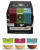 eat Performance® Big Box Cookie (15x 40g) - Bio, Paleo, Glutenfrei, Ohne Milch, Kekse Aus 100% Natürlichen Zutaten