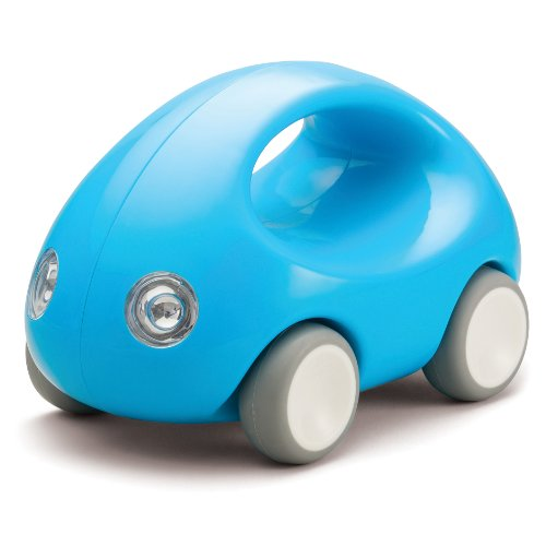 Product Image of the Kid O Go Car Early Learning Push & Pull Toy - Blue