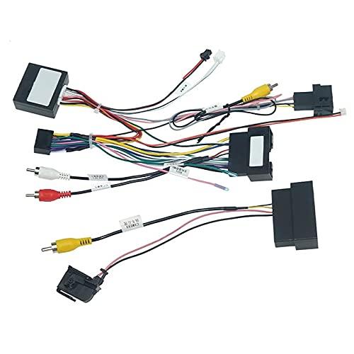 Sound Way - Adattatore interfaccia per comandi al Volante con Cavetto per autoradio di Tutte Le Marche per Ford 2012-2019 - SWC31