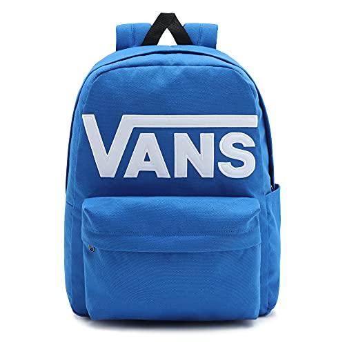 Vans Unisex Old Skool Drop V Backpack Rucksack, Nautical Blue, Einheitsgröße
