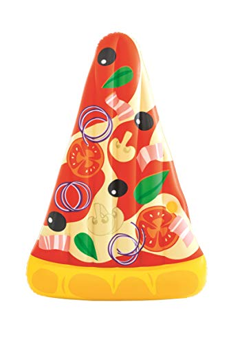 #PIZZA - Bestway Poltrona Materassino Pizza Party