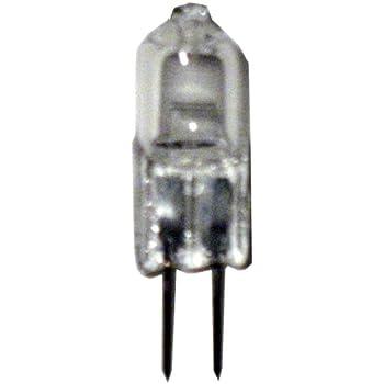 10pcs G4 10W Watt 12V Halogen Light Bulb Base JC Type Bulbs Lamp Set US HOT