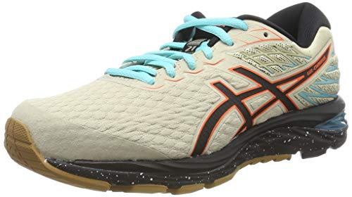 Asics Gel-Cumulus 21 Winterized, Zapatillas de Running Mujer, Multicolor (Putty/Black 200), 37.5 EU