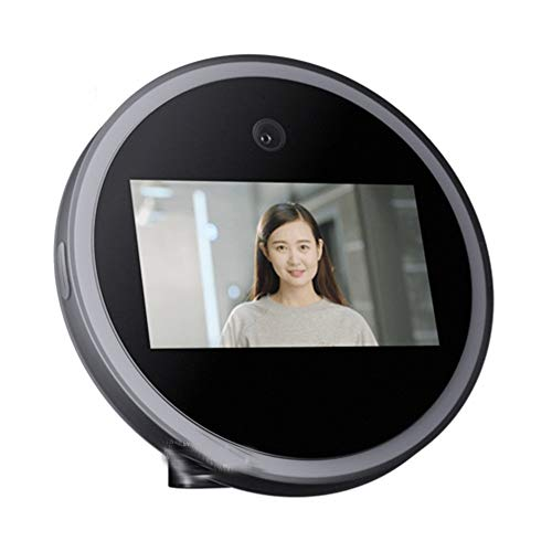 HEQIE-YONGP Timeuhren für Mitarbeiter Kleinunternehmen Gesicht Biometrische Zeiterfassung Maschine Gesichtserkennung Ausrüstung Uhr Recorder Digital elektronische Unabhängige Zeiterfassung