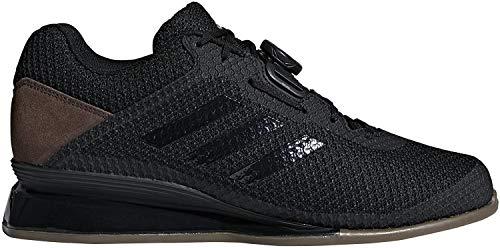adidas Men's Leistung.16 II Cross Trainer, Black/Black/Carbon, 6 UK