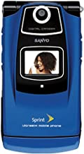 SANYO KATANA SCP 6600 BLUE SPRINT CAMERA CELL PHONE