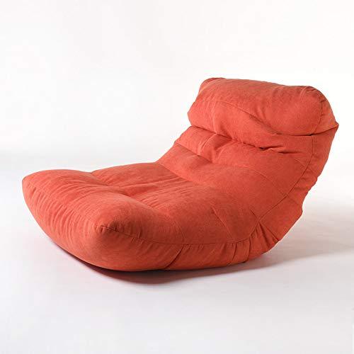 YZT QUEEN Bean tas, indoor woonkamer lounge sofa stoel, maan boot vorm bean bag stoel, geschikt voor outdoor tuin vloer mat stoel bean bag stoel
