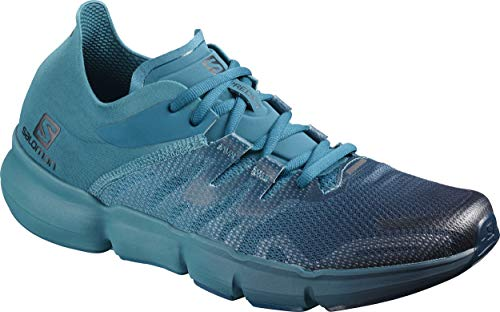 Salomon Men's Predict RA Running, Navy Blazer/Lyons Blue/Poseidon, 8.5