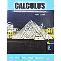 Calculus: Special Edition Chapters 5-8 11 12 14【洋書】 [並行輸入品]