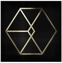 EXO Vol. 2 Exodus (Korean/Random Version) [Audio CD] + Folded Poster + KPOP IDOL MASK + Extra Photocard