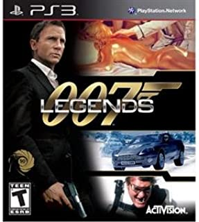 Activision Blizzard Inc 84466 007 Legends PS3