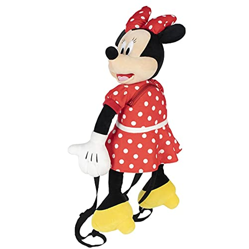 Mochila infantil peluche de Minnie Mouse