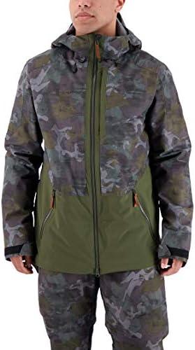 Camo sports jacket _image1