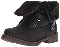 in budget affordable Roxy Kid Girl Bruna Boots, Black, 2