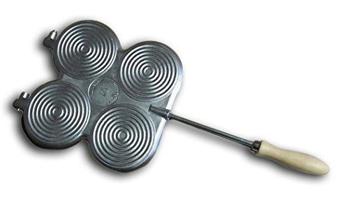 ELETTRO CENTER Art.378 Tigelliera, Alluminio, Argento