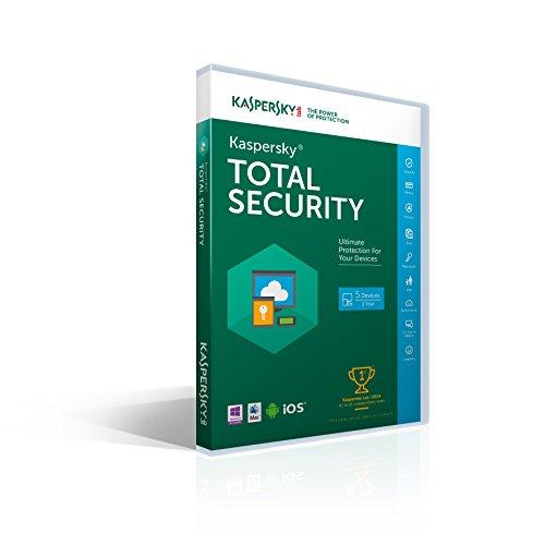 Kaspersky Total Security 5 -2016