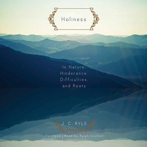 Bargain Audio Book - Holiness