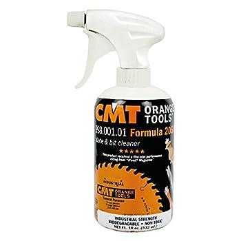 CMT Formula 2050 Blade and Bit Cleaner 18 oz bottle