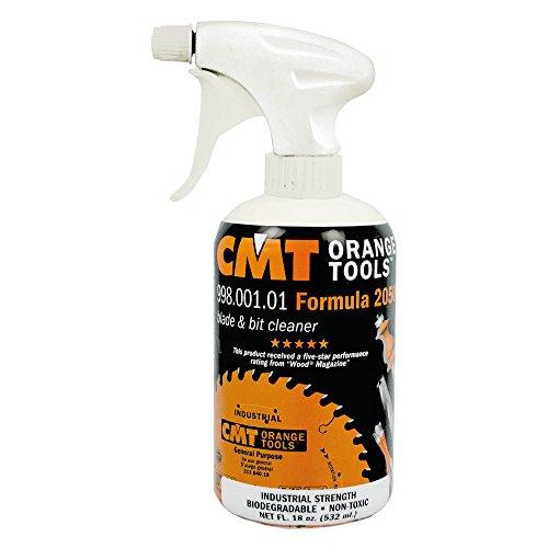 CMT Formula 2050 Blade and Bit Cleaner, 18 oz bottle
