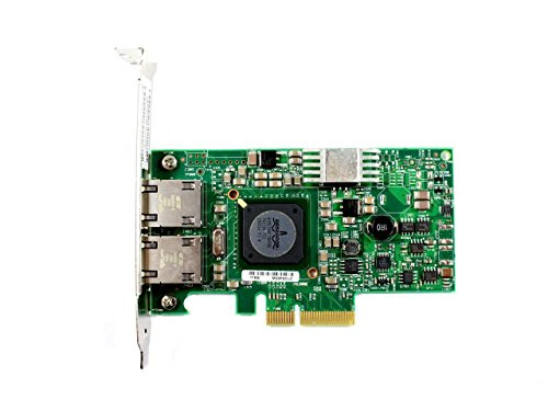 Dell G218C Broadcom 5709 Wired Ethernet RJ-45 2 Ports Network Interface Card 0G218C CN-0G218C