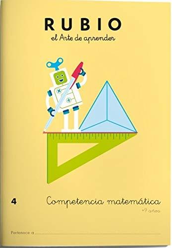Competencia matemática RUBIO 4