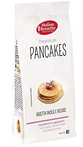 Molino Rossetto Preparato per Pancakes, 250