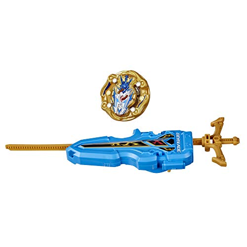 BEYBLADE Burst Rise Hypersphere Apocalypse Blade Set -- Right/Left-Spin Launcher with...
