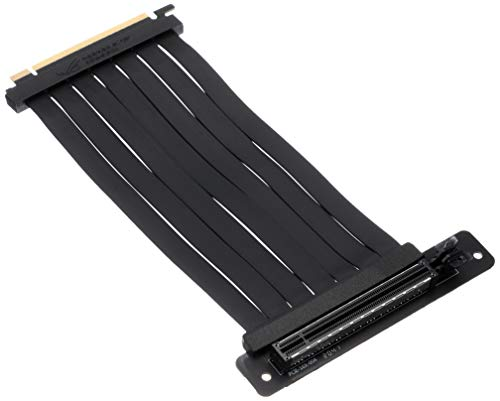 ASUS RS200 ROG STRIX RISER CABLE / 240 mm PCI-E 3.0 x 16ライザーケーブル