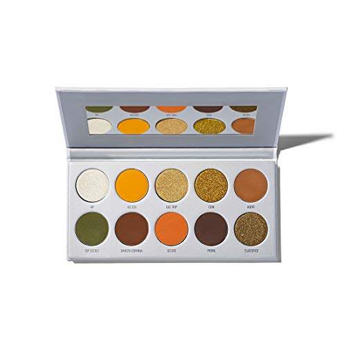 M Morphe x Jaclyn Hill The Vault Armed & Gorgeous Lidschatten-Palette
