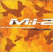 Mission Impossible 2: Music From The Motion Picture Score 2000 Film
