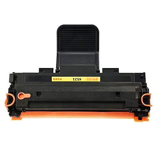 GBY Tonerkartusche, einfach zuzugebende Pulverdruckerkartusche, geeignet für Samsung SCX-4521F Tonerkartusche 4321ns ML1610 D4725A, kann ca. 2000 Seiten drucken