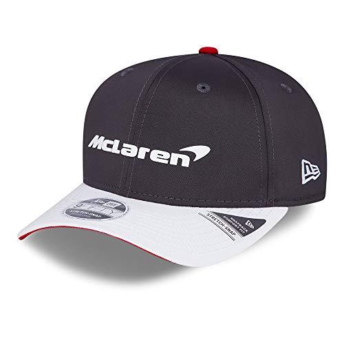 McLaren Special Edition 9Fifty Baseball Cap | China | Anthrazit | Erwachsene | 2020 Gr. M/L, grau