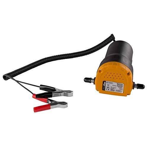 Ölpumpe, 12V, elektrisch, einfache Handhabung, Dieselpumpe, zum Anschluss an eine Autobatterie, Kraftstoffpumpe